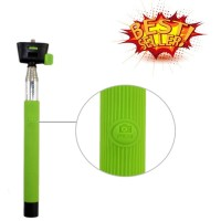 Tongsis Wireless Bluetooth for Iphone - Green