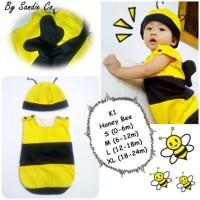 Jual Baju Bayi Kostum Binatang Lebah Murah