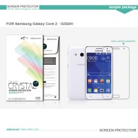 Nillkin Crystal Clear Samsung Galaxy Core 2 - Core 2 Duos