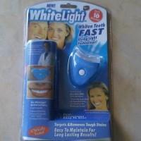 Best Seller.. White Light/Sgt ampuh sbg Pemutih Gigi/Penghilang Plak