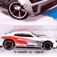 Hotwheel hot wheels 12 camaro zli concept