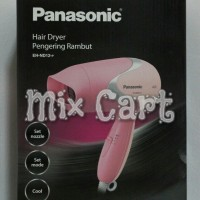 Pengering Rambut (Hair Dryer) Panasonic EH-ND12-P - 400 Watt