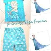 PRINCESS ELSA FROZEN SET