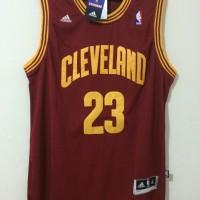 NBA Jersey Cleveland Cavaliers Lebron James #23 Swingman Revo30