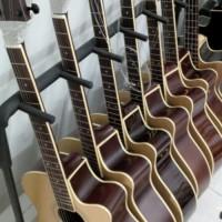Gitar Akustik Standcut Natural