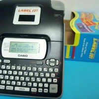 LABEL PRINTER CASIO KL-820