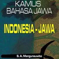 Kamus Bahasa Jawa (Indonesia-Jawa)