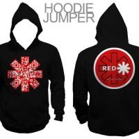 Hoodie Jumper Red Hot Chili Peppers Stadium Arcadium Murah