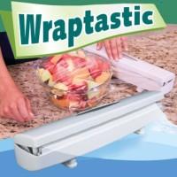 As Seen on TV Wraptastic Alat Pemotong Aluminium Foil dan Plastik