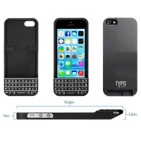 Typo bluetooth keyboard qwerty iPhone 5/5s