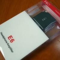 FiiO E06 Fujiyama - Headphone Amplifier