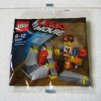 Piece of Resistance Lego Movie (Emmet) 30280. Polybag