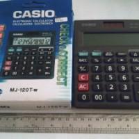 KALKULATOR CASIO MJ-120-TW