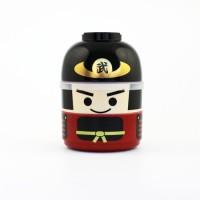 Hakoya Samurai Kokeshi Bento Box