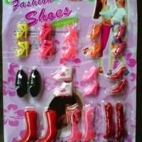 harga Mainan Sepatu Boneka Barbie Set 12 Pcs ( Jm ) Tokopedia.com