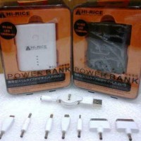 Jual POWER BANK HI RICE 13000MAH KOTAK Murah