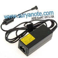Original Adaptor Charger Laptop ASUS NETBOOK EeePC 19V 2.15A