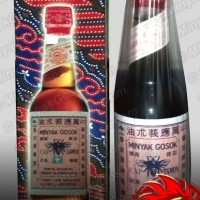 Minyak Gosok Cap Tawon Tutup Merah (Khas Makassar)