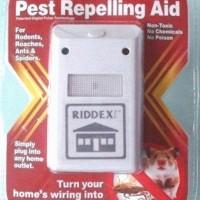 Riddex Plus Pengusir Tikus Kecoa Nyamuk Ultrasonic Pest Repelling Aid