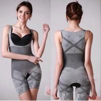 natural bamboo bamboo slimming suit pelangsing tubuh bentuk seksi body