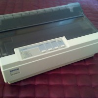 PRINTER DOT MATRIX EPSON LX300+
