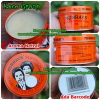 Murrays Pomade - Superior /muray pomed/ untuk stylish rambut