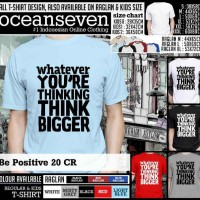 KAOS Be Positive 20 CR