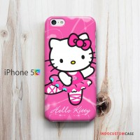 Hello Kitty Dream iPhone 5C Casing Custom Hard Case