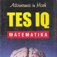 Adventures in Math Tes IQ Matematika - Tugu Publisher