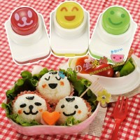 harga 3 Face Bento Nori Food Vegetable Puncher Mold Tokopedia.com