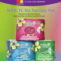 Avail FC Bio Sanitary Pad Pembalut harga per bal