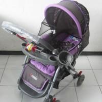Stroller Pliko Grande 4In1