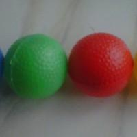 Bola Plastik Kecil (Bisa aplikasi Untuk Tenis Meja)