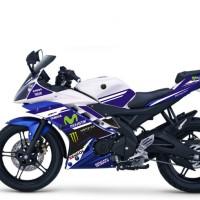 Decal Printing - Yamaha YZF-R15 - GP Movistar