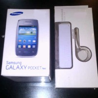 SAMSUNG GALAXY POCKET NEO WHITE FREE POWERBANK