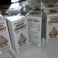 Minyak Oles Khusus Jerawat Cap Wayang Original isi 35ml (Obat Jerawat)