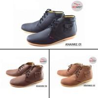 Sepatu Redknot Ananke