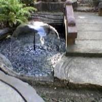 Nozzle Pipa Air Mancur Kolam Taman