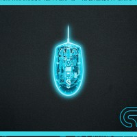 Mouse pad - Logitech - G240 Cloth Gaming Mouse Pad