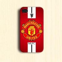 Manchester United MANU FC iPhone 4/4S Hard Cover Case