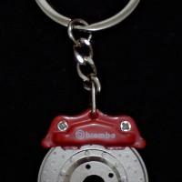 Key Chain Disc Brake Brembo 3d