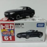 Tomica Reg-61 BMW Z4
