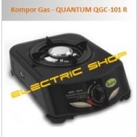 Kompor Gas 1 Tungku - QUANTUM QGC-101 R