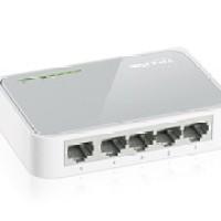 Switch Desktop TP-Link 5 port LAN Ethernet 10/100 Mbps - TPLink