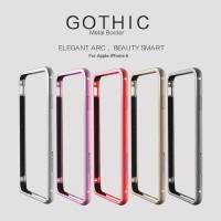 harga Case Bumper Nillkin Gothic Metal Frame - Iphone 6 4.7 Tokopedia.com