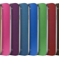 Flip Cover Samsung Galaxy S4 Grade Original