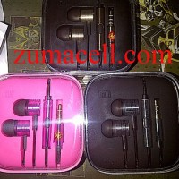 head set handsfree xiaomi original warna pink new color for redmi mi3