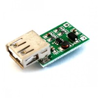 DC-DC 0.9-5V 600MA Voltage Step Up Boost Module USB Charger