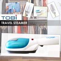 Iron TOBI Travel Steamer ~ Setrika Uap ~ As Seen On TV pakaian baju