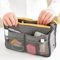 Dual Bag In Bag / Korean Bag In Bag Organizer